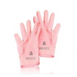BORGHESE 貝佳斯 美體用具-晶透喚白嫩膚美手套