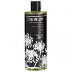 COWSHED 沐浴清潔-累累牛舒緩沐浴油