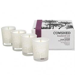COWSHED 室內‧衣物香氛-累累牛舒緩旅行香氛燭