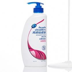 絲滑柔順去屑洗髮乳