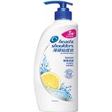 檸檬清爽去屑洗髮乳