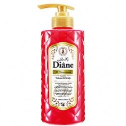 Moist Diane 黛絲恩 潤髮-摩洛哥油頭皮養護豐盈潤髮乳 Volume &Scalp Treatment