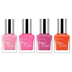 RMK 指甲-指甲油N Nail Color  N