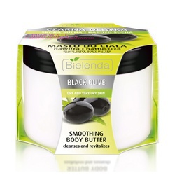黑橄欖精華緊緻身體乳 Black OliveBody Butter