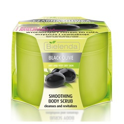 黑橄欖精華緊緻去角質霜 Black Olive Sugar Body Peeling