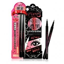 N.A.F 眼妝系列-0.1極細豔黑防水眼線液筆(升級版)