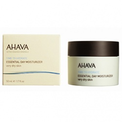AHAVA 愛海珍泥 乳霜-礦水瓷保濕霜(乾肌膚適用) Essential Day Moisturizer. Very dry skin