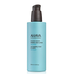 AHAVA 愛海珍泥 愛海礦水系列-愛海礦水體乳 Mineral Body Lotion