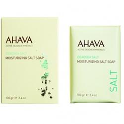 AHAVA 愛海珍泥 愛海鑽鹽系列-愛海鑽鹽柔膚皂 Moisturizing Salt Soap