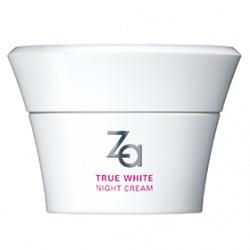 Za 高效潤白系列-高效潤白 晶透輕潤水晚霜