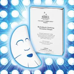 KIEHL`S 契爾氏 保養面膜-激光極淨白玻尿酸精華面膜 Hydrating & Clarifying Treatment Masque