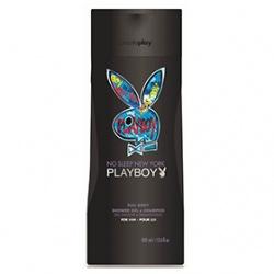 Playboy 男用雙效洗髮沐浴露系列-男用雙效洗髮沐浴露(紐約雅痞)