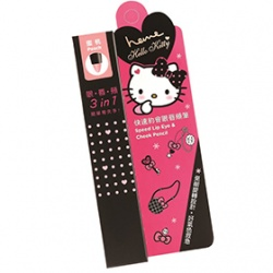特殊彩妝產品-快速約會眼唇頰筆 heme x Hello Kitty Speed Lip Eye & Cheek Pencil