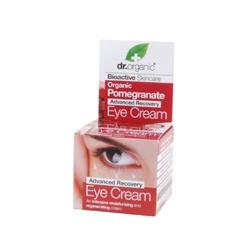 dr. organic 丹霓珂 眼部保養-紅石榴緊緻明眸眼霜