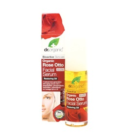 dr. organic 丹霓珂 精華‧原液-奧圖玫瑰臉部保濕精華 Rose Otto Facial Serum