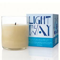 AVEDA 肯夢 室內‧衣物香氛-2014地球月純香蠟燭 Light the Way Candle