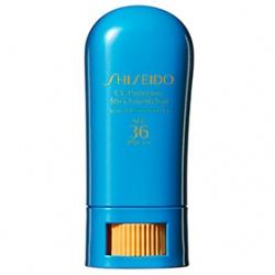 SHISEIDO 資生堂-專櫃 防曬‧隔離-新艷陽‧夏防晒霜SPF36/PA+++ UV Protective Stick Foundation