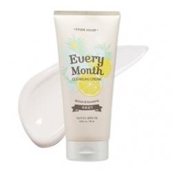 洗新隔月~30天季節保養卸妝霜(活力保濕:植物水果)