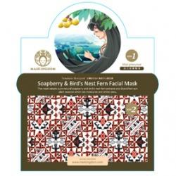 台灣原住民無患子山蘇面膜  Taiwanese Aboriginal Soapberry & Bird's Nest Fern Facial Mas
