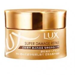 LUX 麗仕 護髮-日本極致修護精華髮膜(沖洗式)