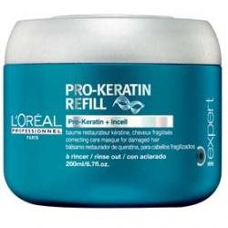 角蛋白修護髮膜