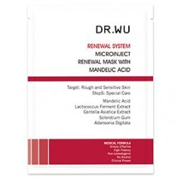 DR.WU 達爾膚醫美保養系列 保養面膜-杏仁酸亮白煥膚面膜