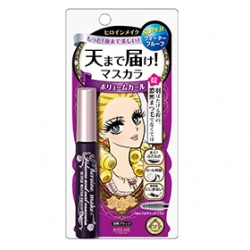 KISS ME 奇士美-開架 花漾美姬系列-花漾美姬新翹力濃密防水睫毛膏
