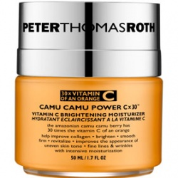 PeterThomasRoth 彼得羅夫 超能C亮白系列-超能C特潤亮白乳霜  CAMU CAMU POWER C x 30&#8482 VITAMIN C BRIGHTENING MOISTURIZER