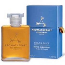 AROMATHERAPY ASSOCIATES-輕盈舒緩沐浴油  LIGHT RELAX BATH