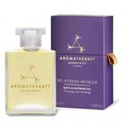 AROMATHERAPY ASSOCIATES-舒爽怡神沐浴油   DE-STRESS MIND BATH & SHOWER OIL