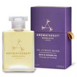 AROMATHERAPY ASSOCIATES-舒爽舒肌沐浴油 DE-STRESS MUSCLE BATH & SHOWER OIL