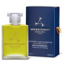 AROMATHERAPY ASSOCIATES 身體保養-舒和清爽沐浴油 SUPPORT BREATHE BATH& SHOWER OIL