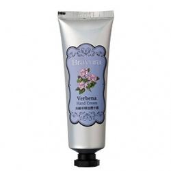 BRAVURA 柏薇菈 香氛美體系列-馬鞭草精油護手霜 Verbena Essential oils Hard Cream