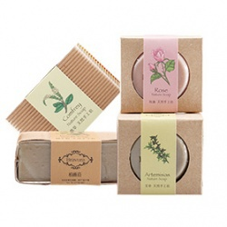 天然手工冷製造(圓形) Natural's handmade soap - Round