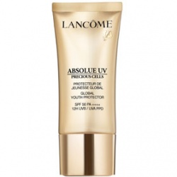LANCOME 蘭蔻 防曬‧隔離-絕對完美極緻再生隔離霜SPF50/PA++++ ABSOLUE UV PRECIOUS CELLS Global Youth Protector