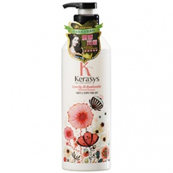 Kerasys 可瑞絲 洗髮系列-浪漫粉紅洗髮精