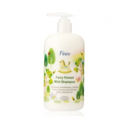 Fees 法緻 寶寶身體保養-童話森林洗髮精 Fairy Forest Mild Shampoo