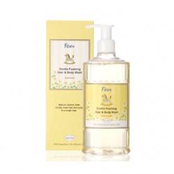 Fees 法緻 寶寶身體保養-嬰兒柔護洗髮沐浴精(洋甘菊) Gentle Foaming Hair & Body Wash-Chamomile