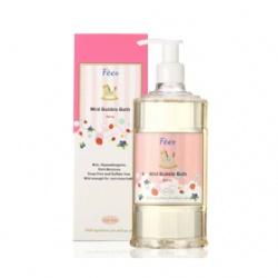 Fees 法緻 寶寶身體保養-嬰兒柔護泡泡露(莓果) Mild Bubble Bath-Berry