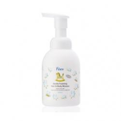 Fees 法緻 寶寶身體保養-嬰兒洗髮沐浴泡泡(清新舒棉) Gentle Foaming Hair & Body Mousse-Cotton