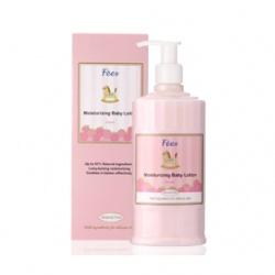 Fees 法緻 寶寶身體保養-嬰兒滋潤保濕乳液(蜜桃) Moisturizing Baby Lotion-Peach