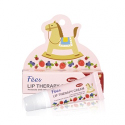 寶寶臉部保養產品-寶貝潤唇修護霜(莓果) Lip Therapy Cream-Berry