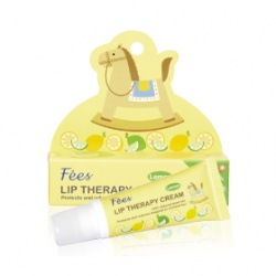寶寶臉部保養產品-寶貝潤唇修護霜(檸檬) Lip Therapy Cream-Lemon