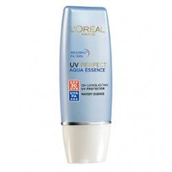 完美UV 防曬水精華SPF30/PA+++