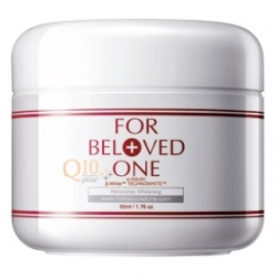 FOR BELOVED ONE 寵愛之名 熊果素肌因美白系列-熊果素肌因美白凍膜 Q10微粒plus Advanced Whitening α-Arbutin Plus Q10 Unipearls Jelly