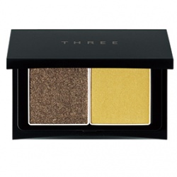 THREE POINT MACKUP-魅光眼盒 Pressed Eye Color Palette Duo