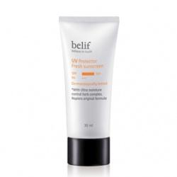 belif 防曬系列-野麻嬰全效輕透防曬乳SPF50+/PA+++