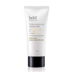 belif 底妝系列-美人蕉控油乾爽防曬BB霜SPF43/PA+++