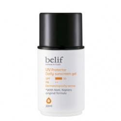 belif 防曬系列-金縷梅保濕透亮防曬露SPF30/PA++