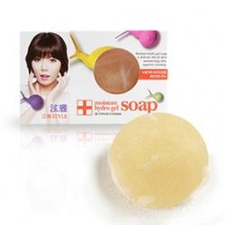 SUNWOO COSME 卸妝清潔-超保濕植萃亮顏水凝皂